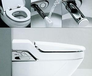 Verwöhnkomfort der Luxusklasse: Dusch-Wc Balena 8000.