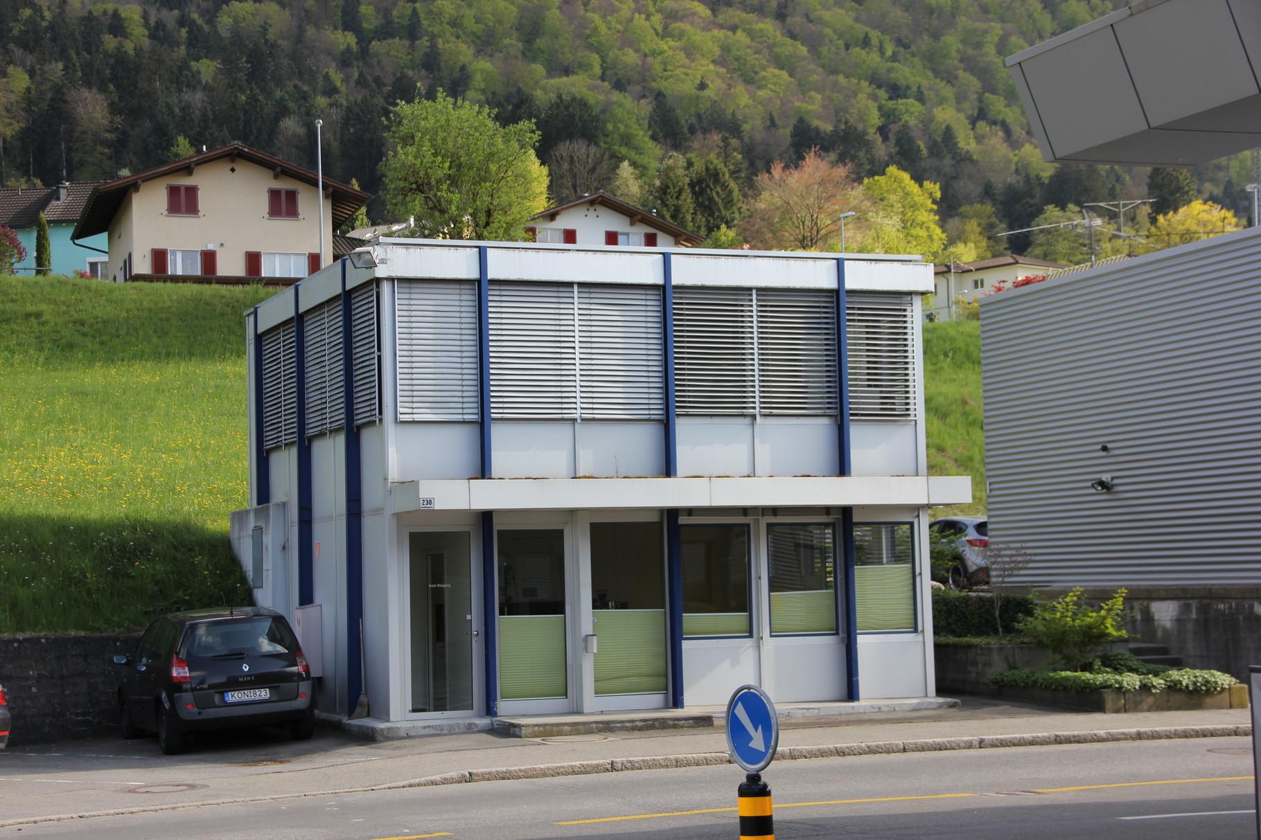 Zoll Cafèteria Schaanwald
