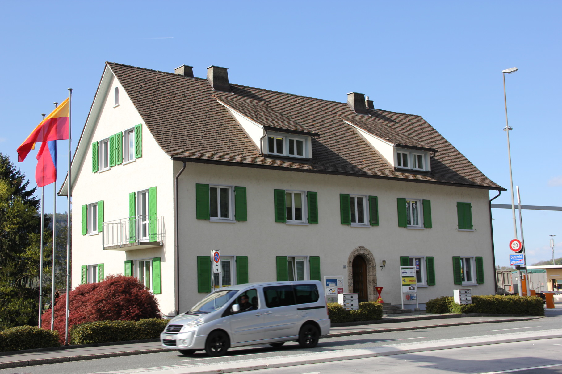 Zollhaus 223 Schaanwald