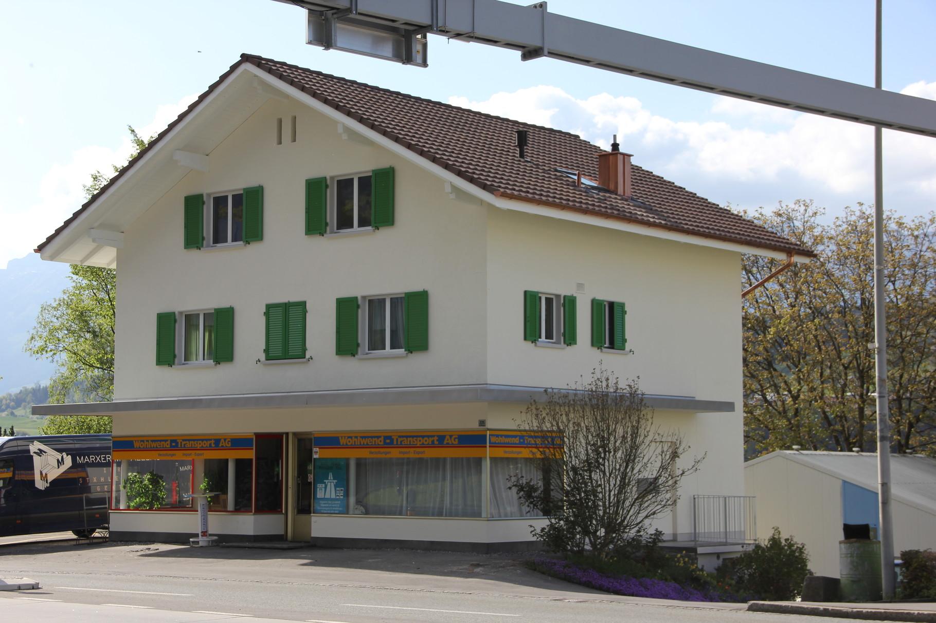 Zollhaus 225 Schaanwald