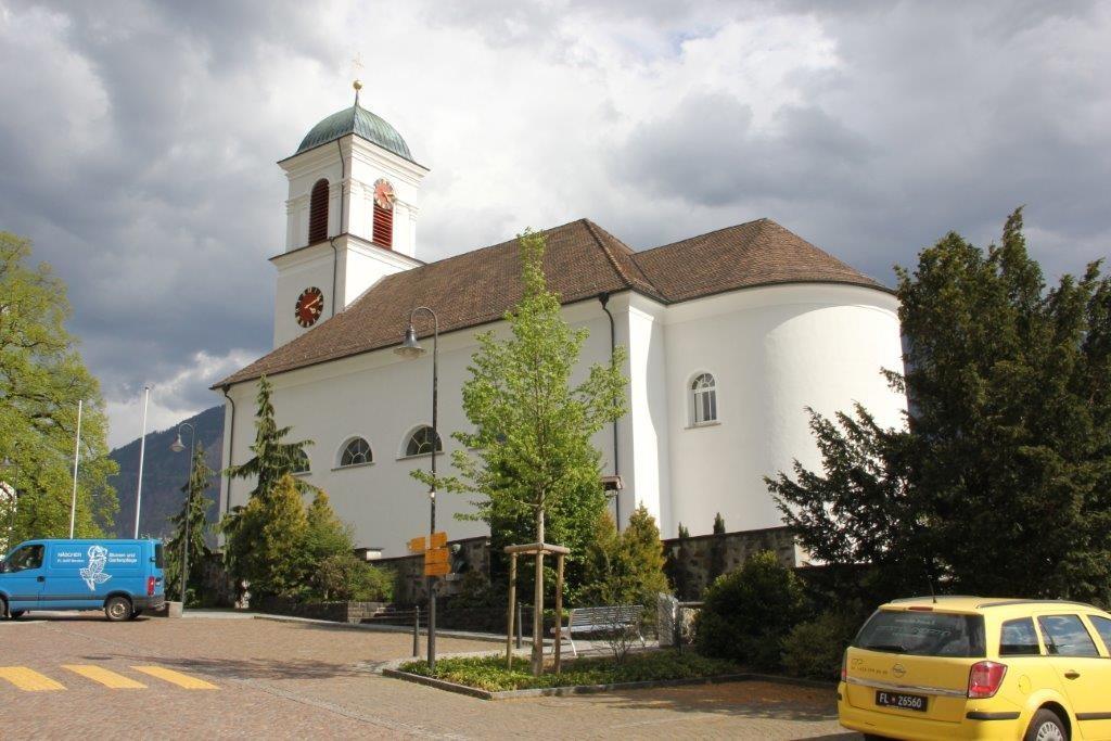Pfarrkirche St. Peter & Paul Mauren