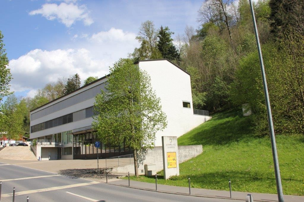 Vereinshaus Gamprin