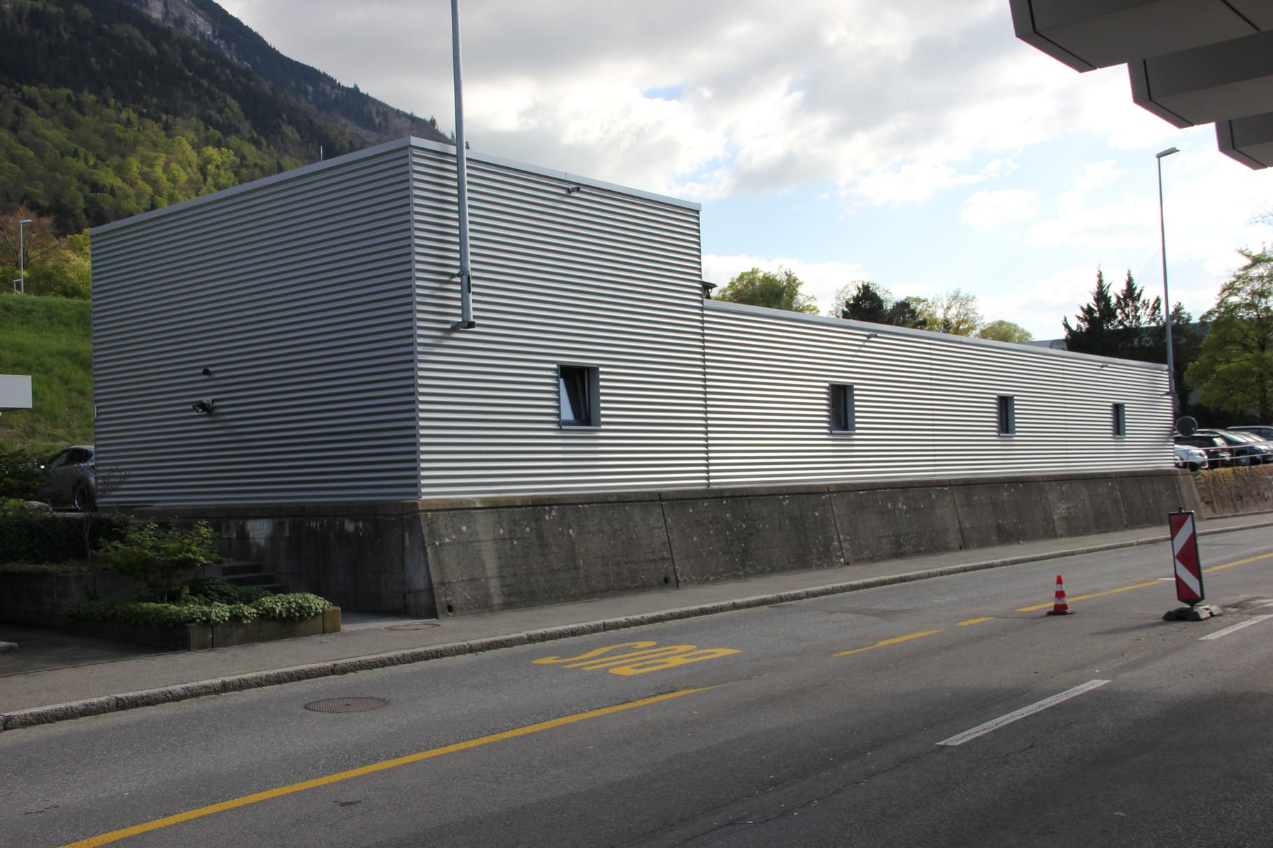 Zoll Garage Schaanwald