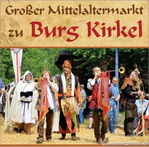 Mittelaltermarkt, Kirkel, Gewandet, Ritter, Markt, Mittelalter, mittelalterlich, feiern, Schwert, Gaukler