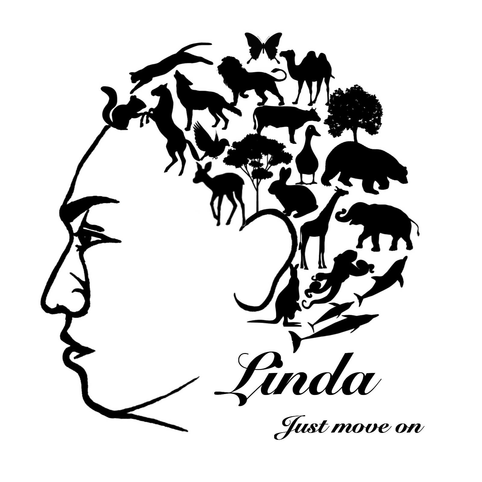 Linda / Just move on - Single / 2017.04