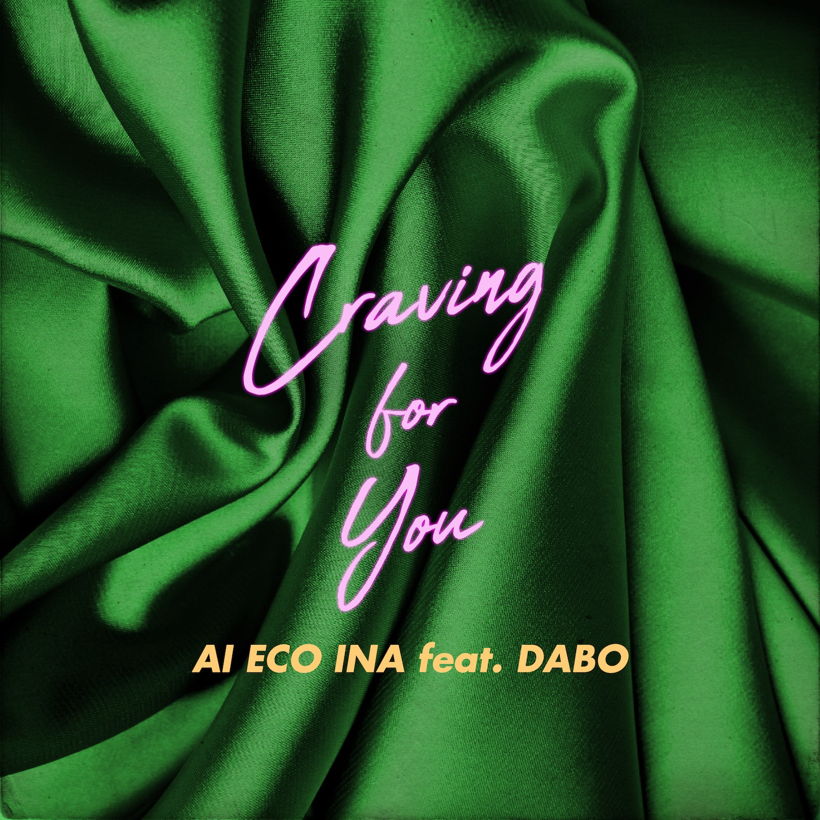 AI ECO INA / Craving For You feat. DABO - Single / 2018.02
