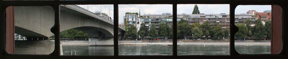 Cargo Bar Basel, 37cm x 209cm