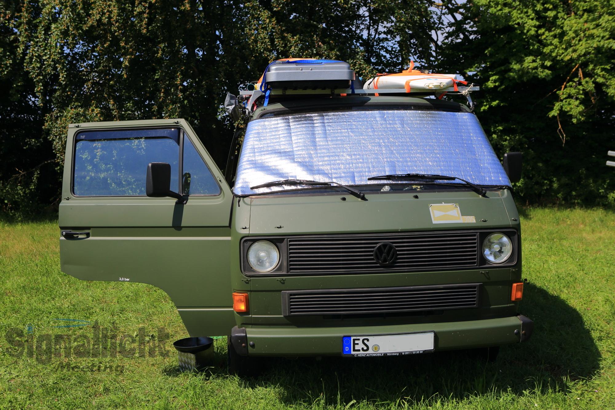 T3 Funker Bundeswehr von Timo