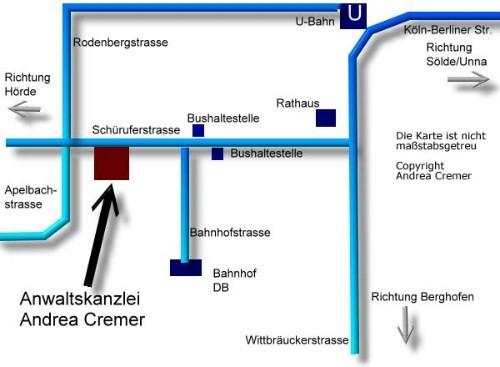 Rechtsanwaltsbüro Cremer  in Dortmund Aplerbeck