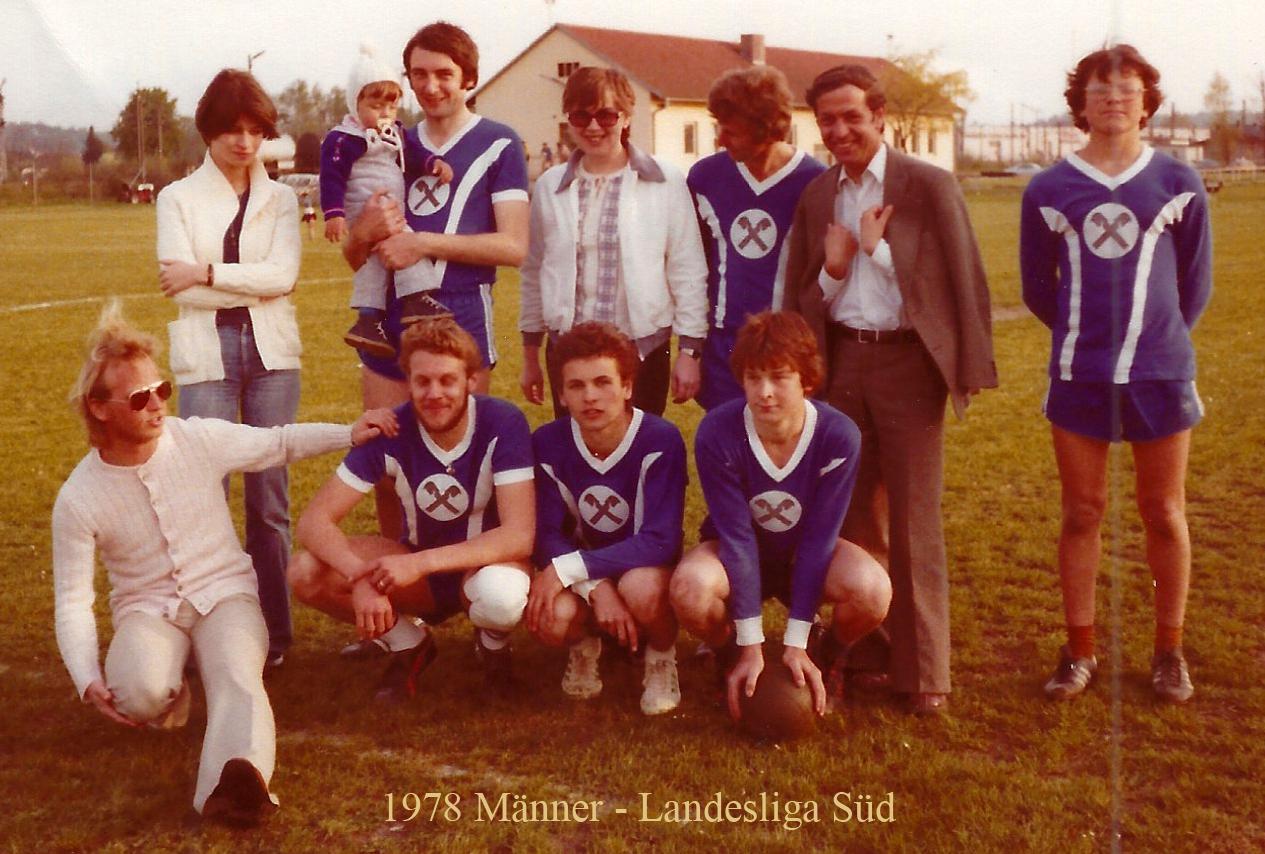 1978 Männer - Landesliga Süd