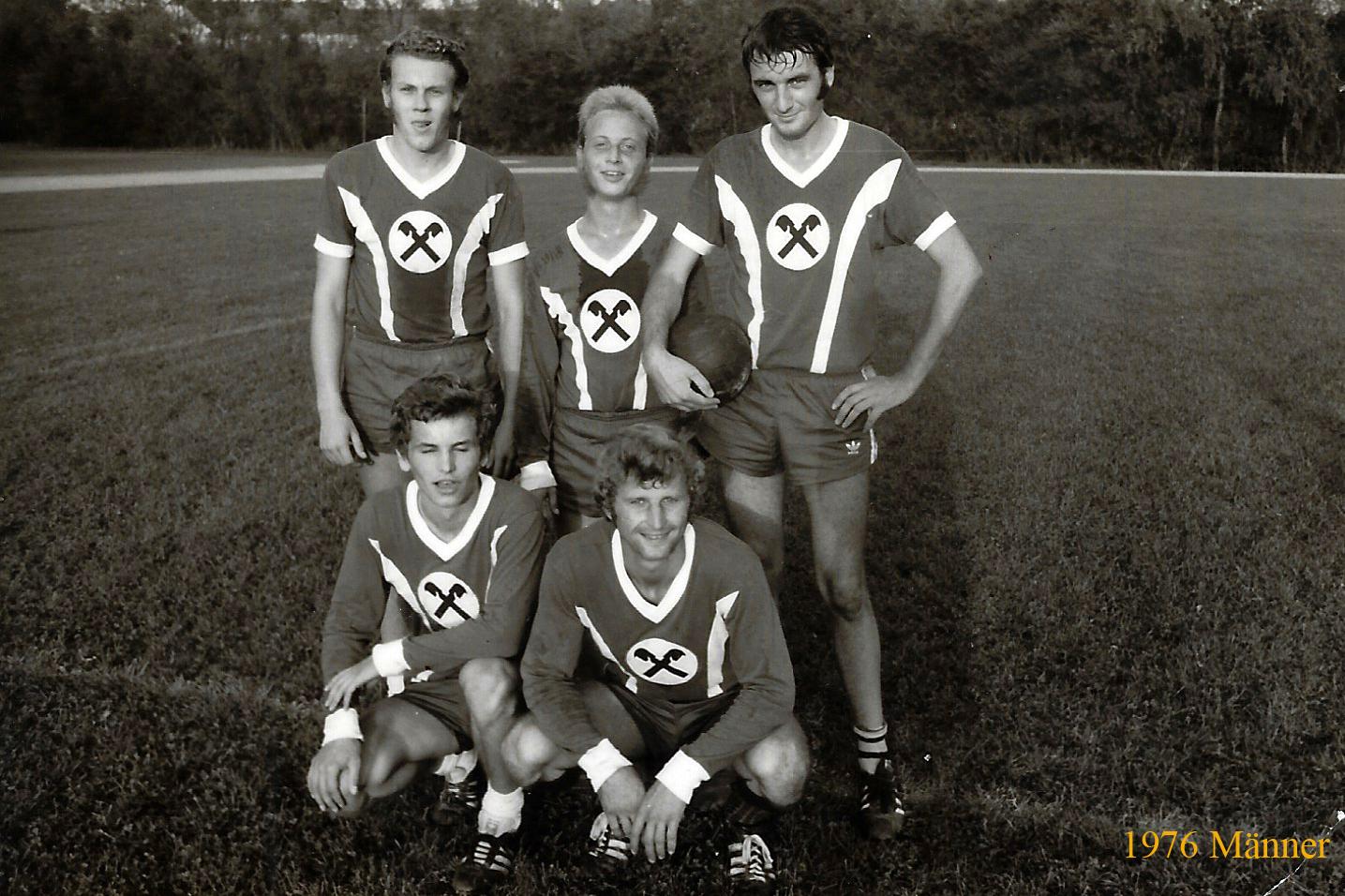 1976 Männer