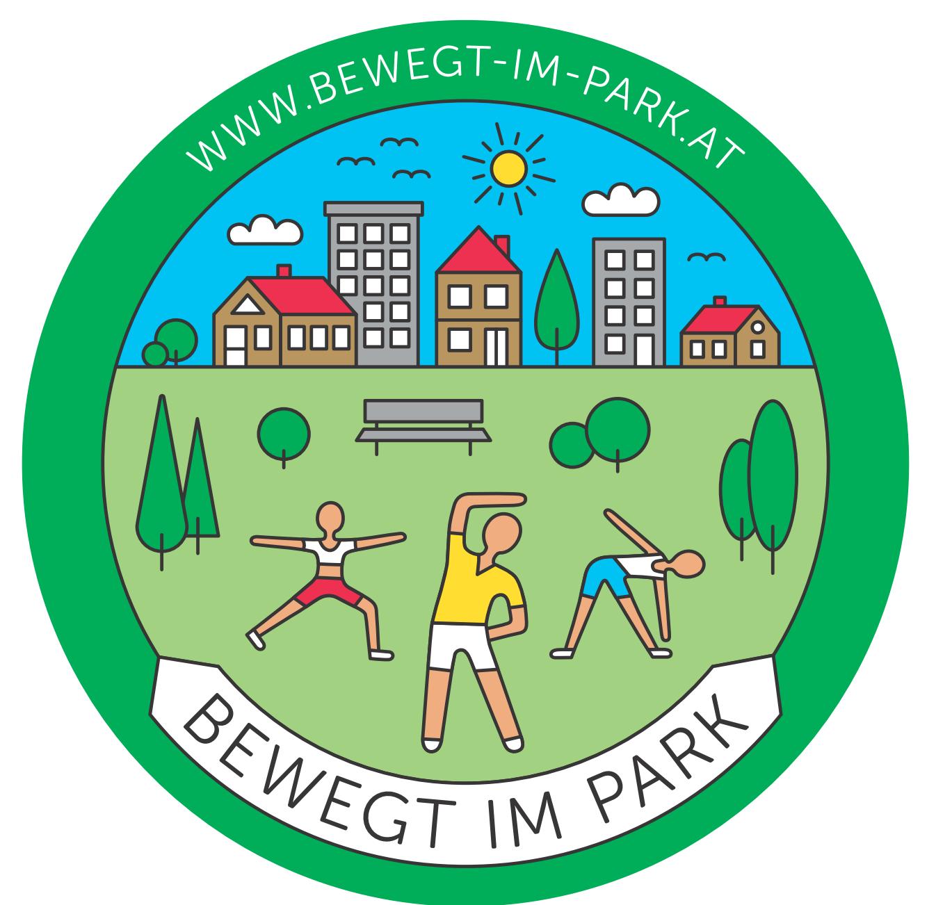 Bewegt im Park von 16. Juni bis 18. August 2021