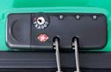 スーツケースロック修理