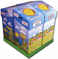 contenitori DPBOX in comodato gratuito
