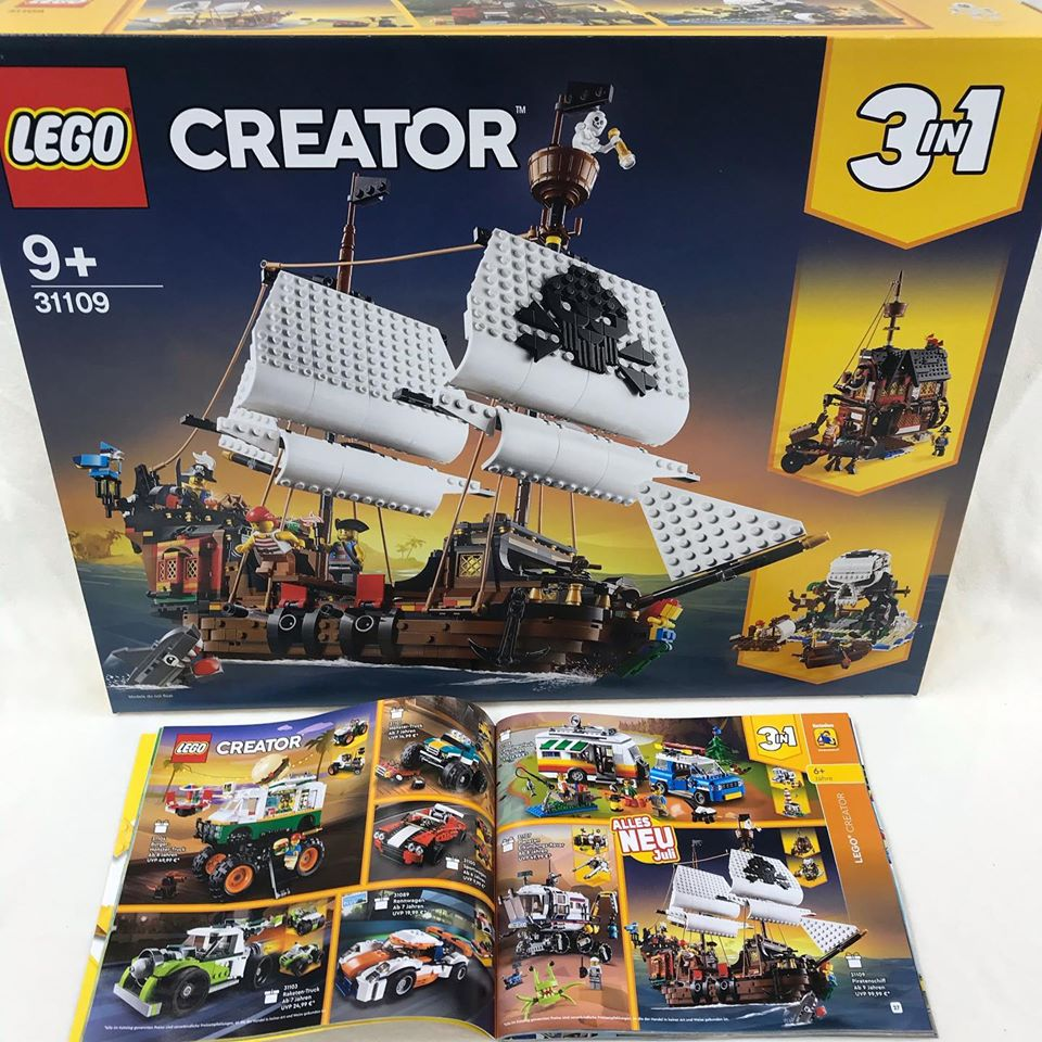 LEGO Piraten - AHOI