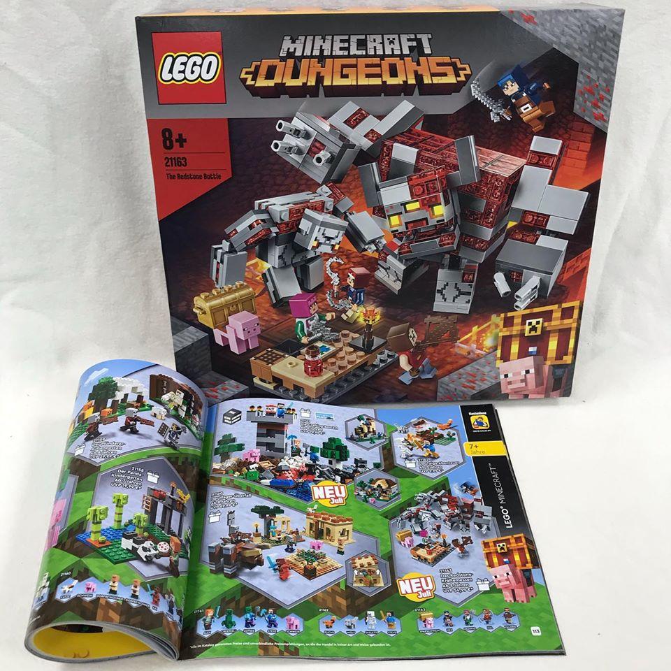 LEGO Minecraft - In den Kerker mit Ihm!