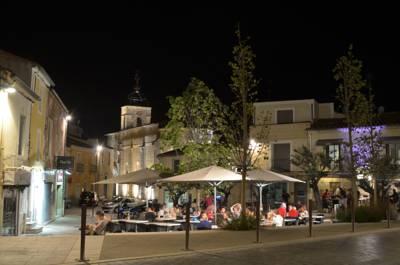 centre ville de Castelnau-le-lez