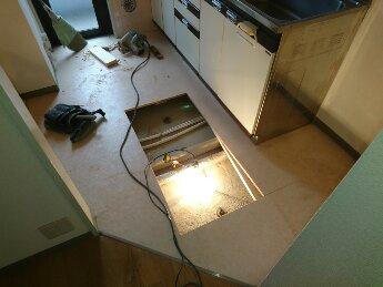 床鳴り修理 岐阜