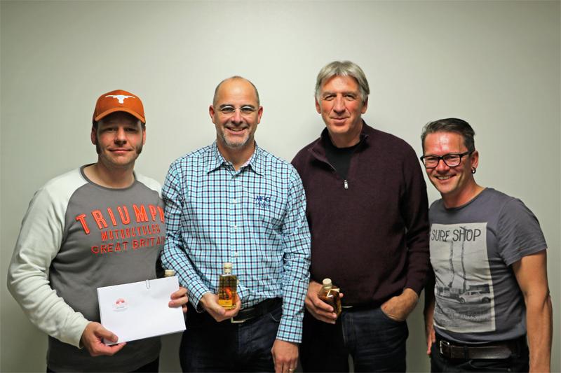 TISSOT Touring Trophy 2017 - Cup 2, 2. Rang: Thun-Regio / Rubin