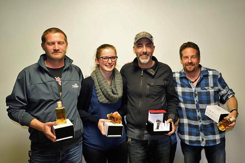 TISSOT Touring Trophy 2017 - Cup 1, 4. Rang: Touring Biel 1 / Reid