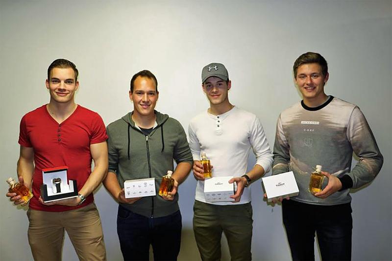 TISSOT Touring Trophy 2017 - Cup 1, 2. Rang: CC Luzern / Lottenbach