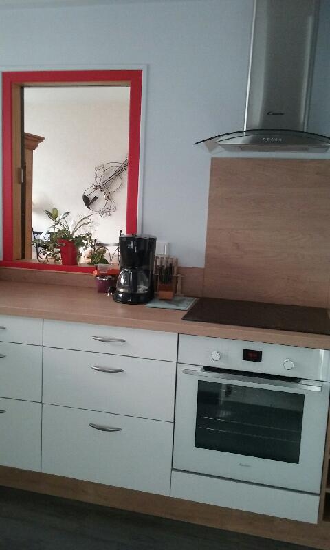 Optimisation de l'espace avec deux casseroliers - Cuisine équipée CHC à Caudebec Les Elbeuf