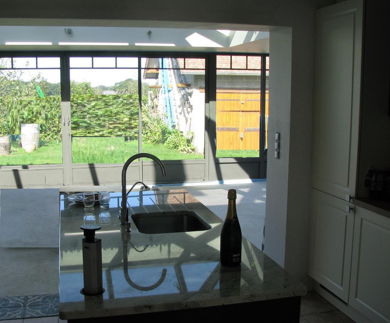Cuisine Home Concept - St Rémy du Boscrocourt