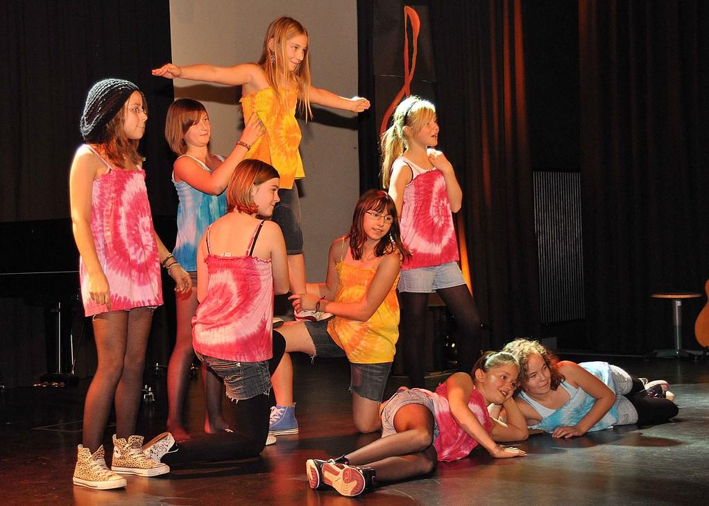 Tanzsternchen von Dance & Fun, Wenkbach