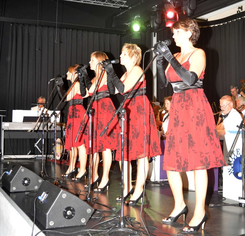 Es singen mit der Big-Band: The Ladies Voice