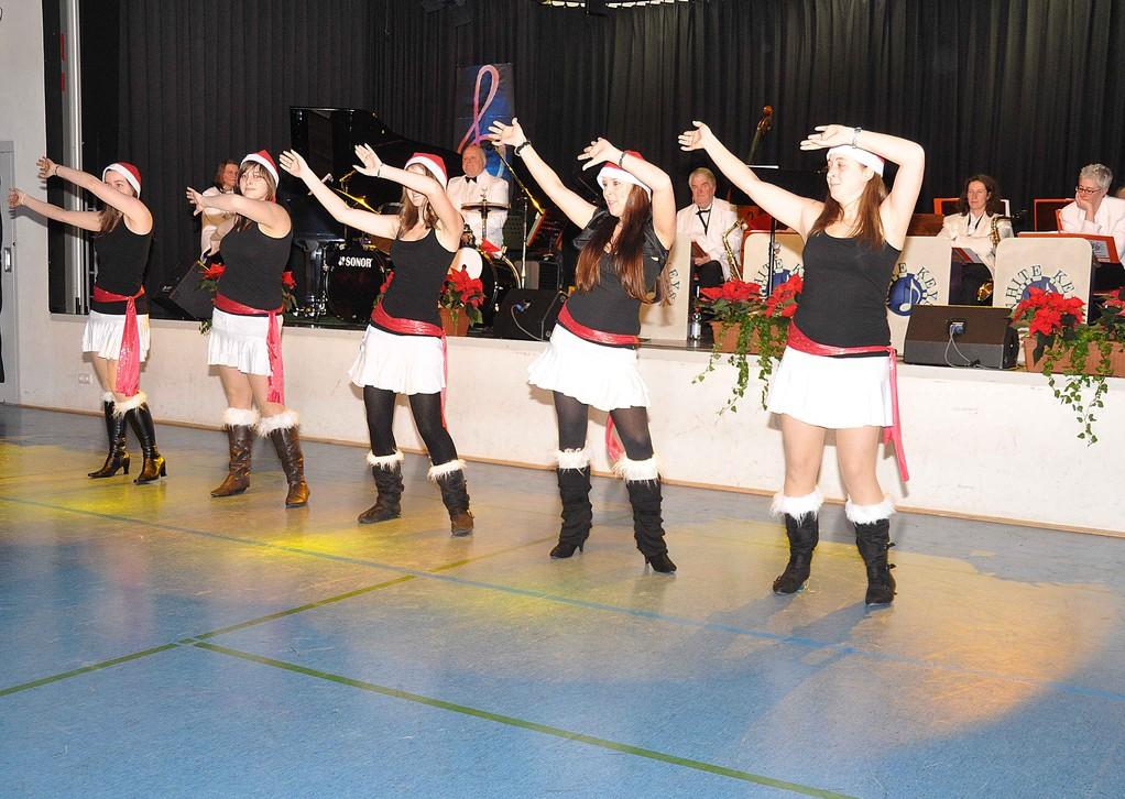 Einlage der Teenies von Dance & Fun Wenkbach
