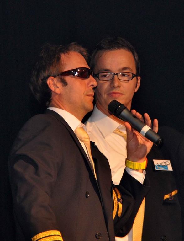 Henning Korn und Matthias Heuser