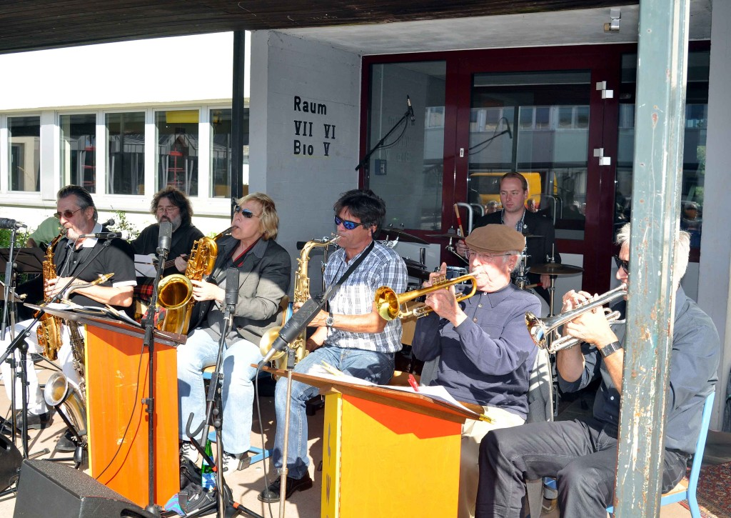 Die Swinging Wodka Lemon Gang mit Lisa Pollard