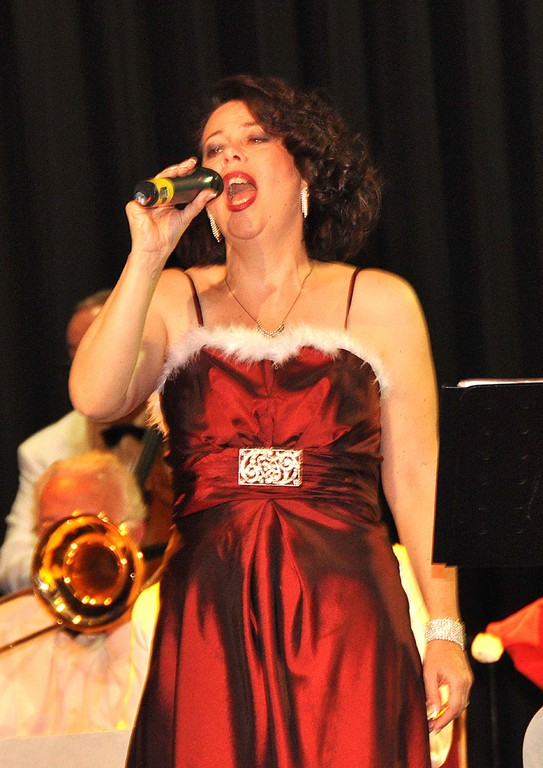 Sängerin Ulla Keller