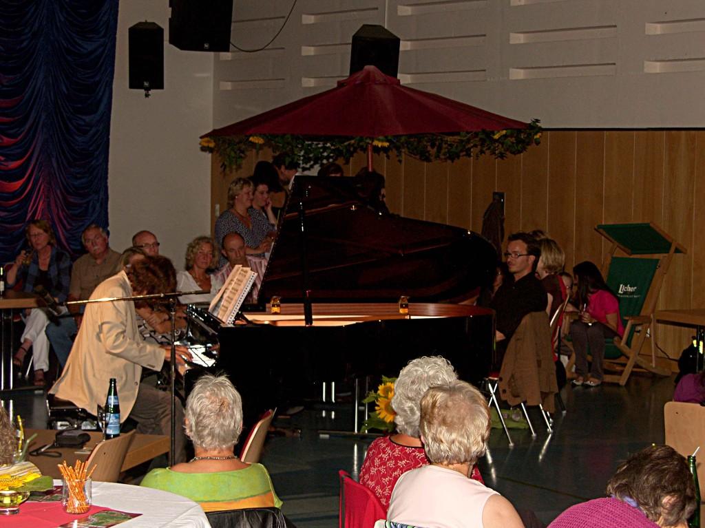 Jean Kleeb in concert