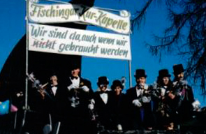"1997 die ""Fischinger Kurkapelle"""