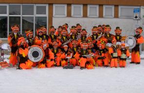 """ORAMO"" (orangene Monster) 2010 u. 2011"