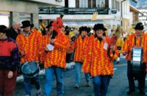 1995 - unser 1. Faschingshäs