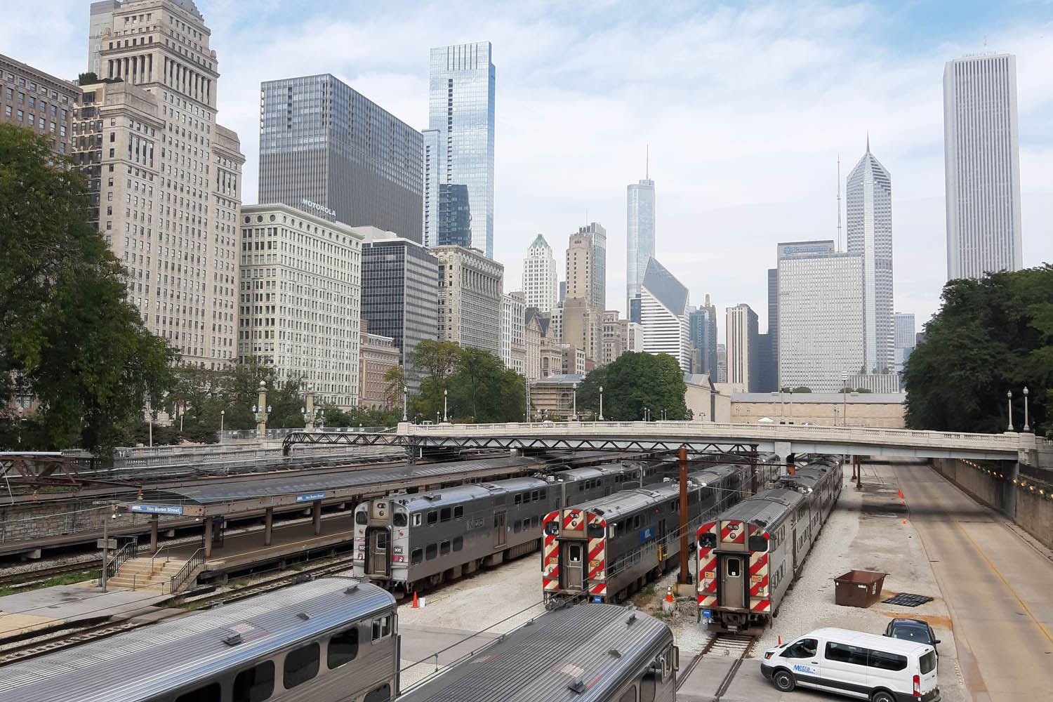 Chicago Elevated (Hochbahn)