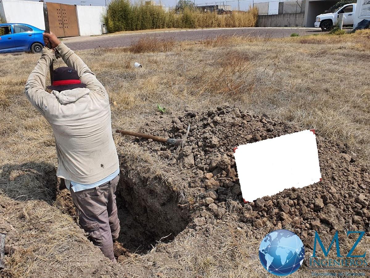 Análisis de estudio de mecánica de suelos