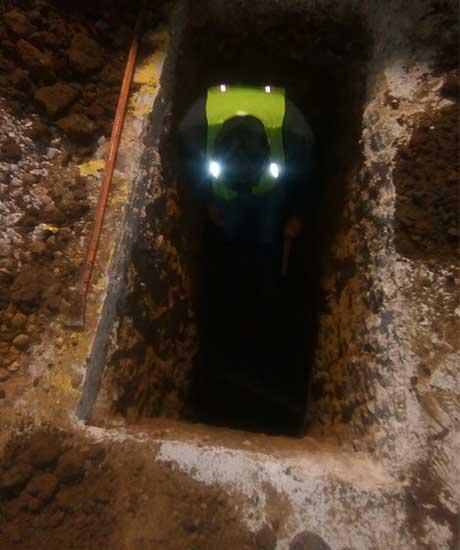 Mecánica de suelos: estratigrafía