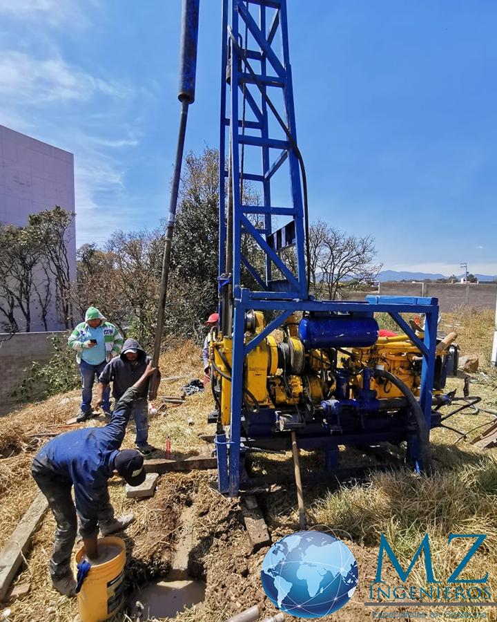 Exploración y muestreo de mecánica de suelos
