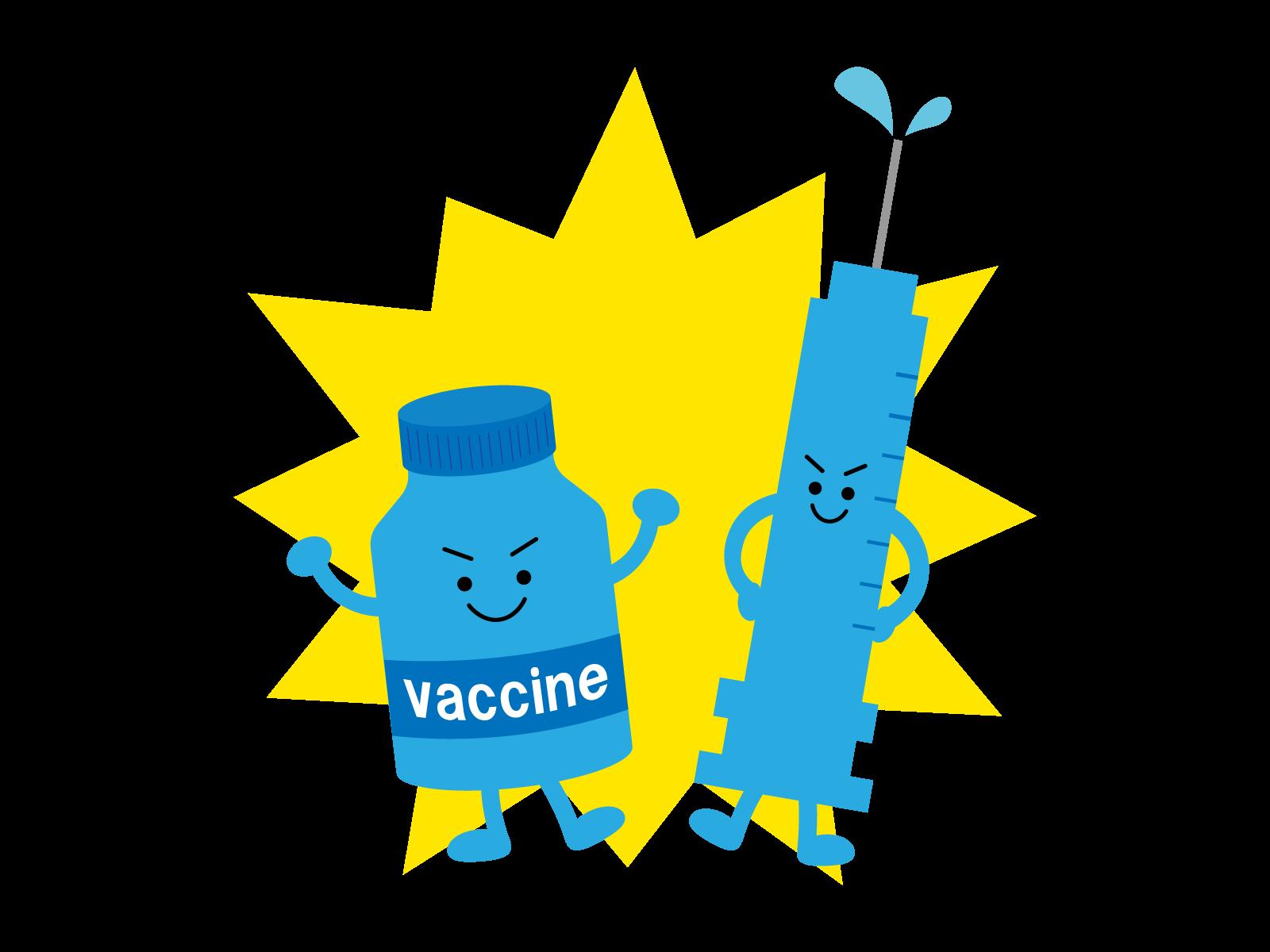 インフルエンザ予防接種のご案内(2021年秋、冬)