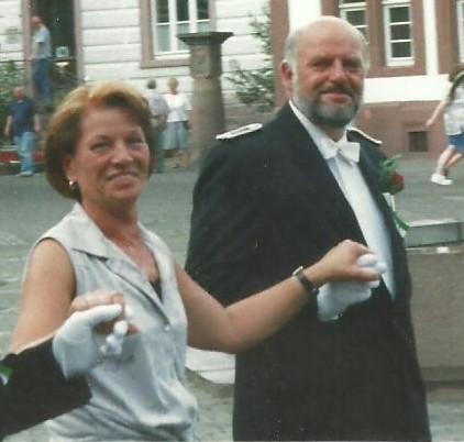 Marlies und Jürgen Probach