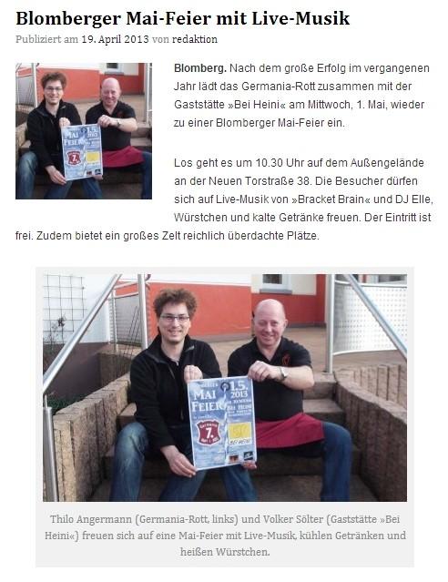 www.blomberger-anzeiger.de