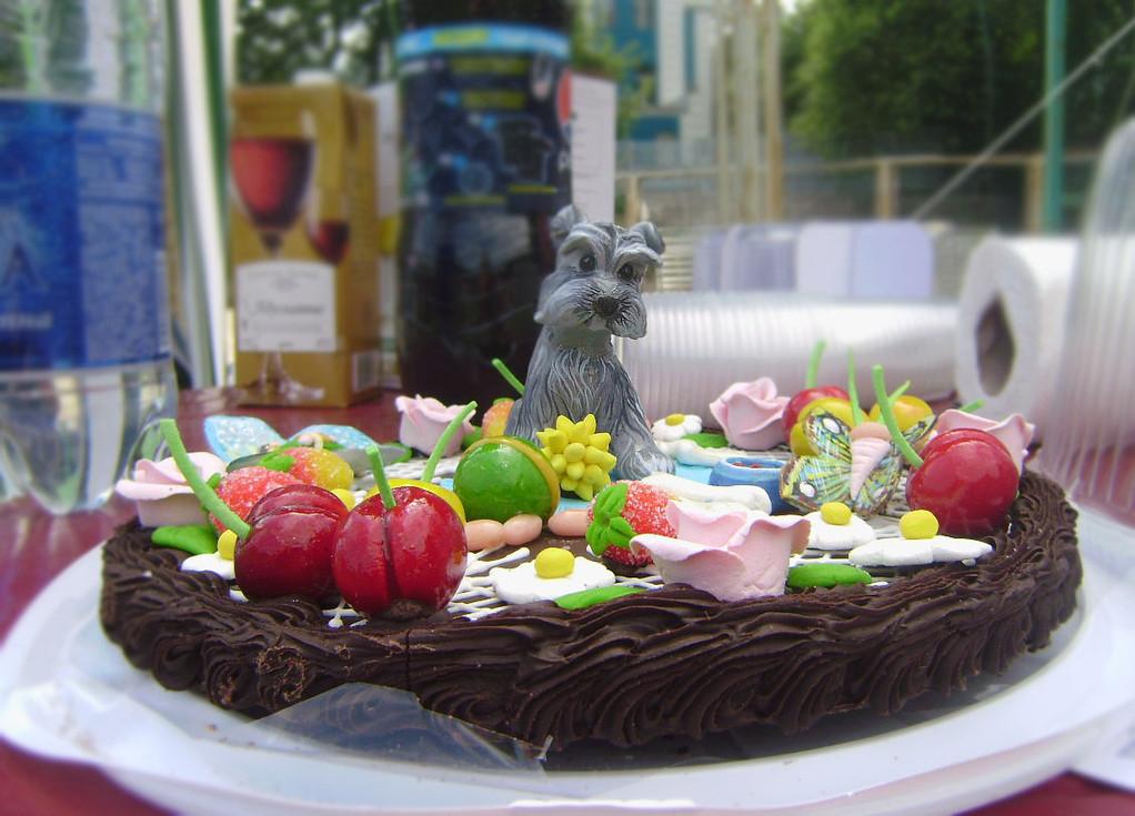 Замечательный торт от АВК