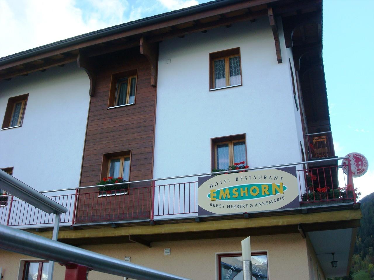 Das Hotel Emshorn - wirklich zuz empfehlen