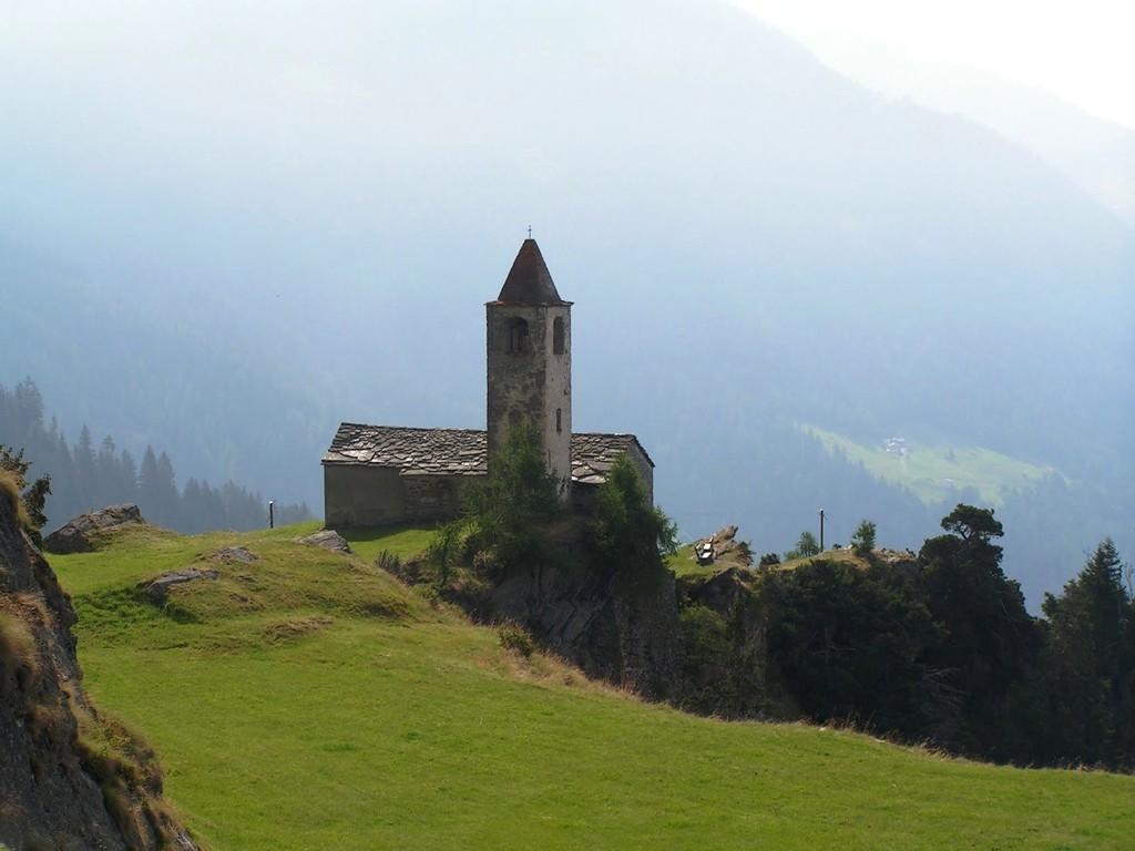 Kirche San Romerio
