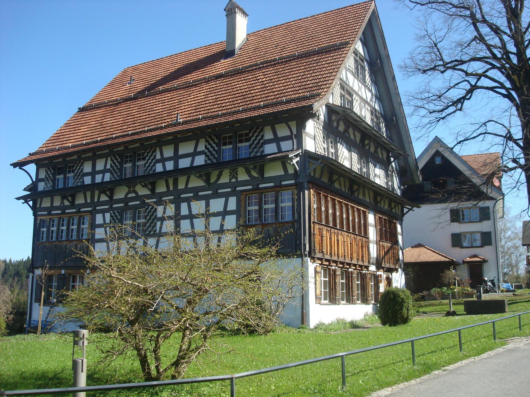 Schwänberg altes Rathaus
