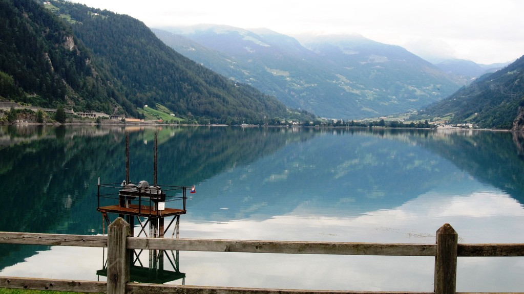 Miralage am Lago di Poschiavo