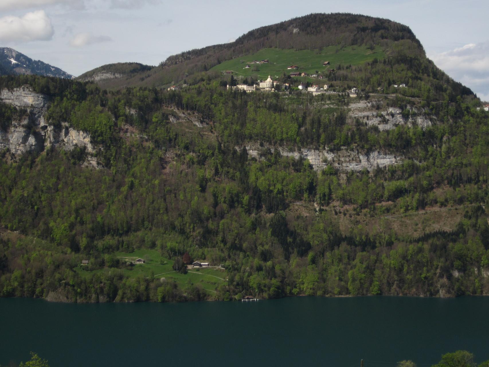 Seelisberg - auf der andern Seeseite
